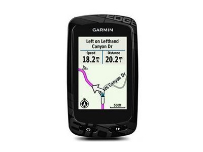 GARMIN Edge 810 with HRM, Cadence and Discoverer UK 1:50 mapping