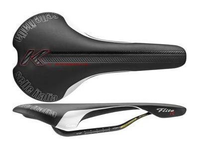 SELLE ITALIA FLITE Kit Carbonio Black (L1)
