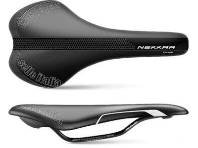 SELLE ITALIA NEKKAR Plus Black (S1)