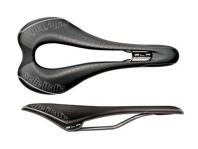 SELLE ITALIA SLR Superflow Black 130/145 (S3)(L3)