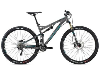 WHYTE T-129 Works