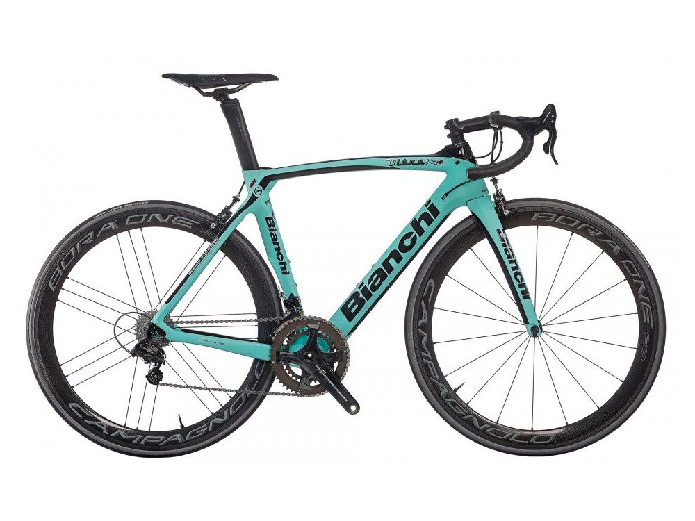 BIANCHI Oltre XR4 Chorus 11sp Compact click to zoom image
