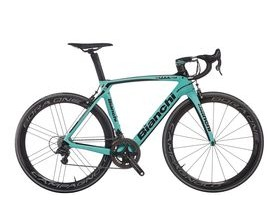 BIANCHI Oltre XR4 Super Record 11sp Compact