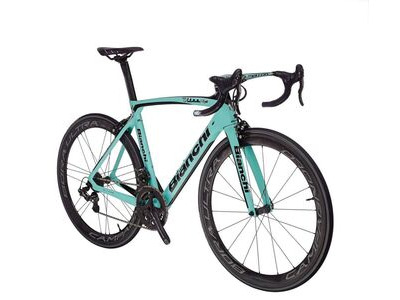 BIANCHI Oltre XR4 Super Record EPS 11sp Compact