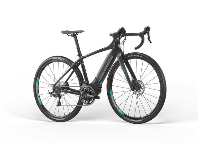 BIANCHI Impulso E-Road Ultegra Disc click to zoom image