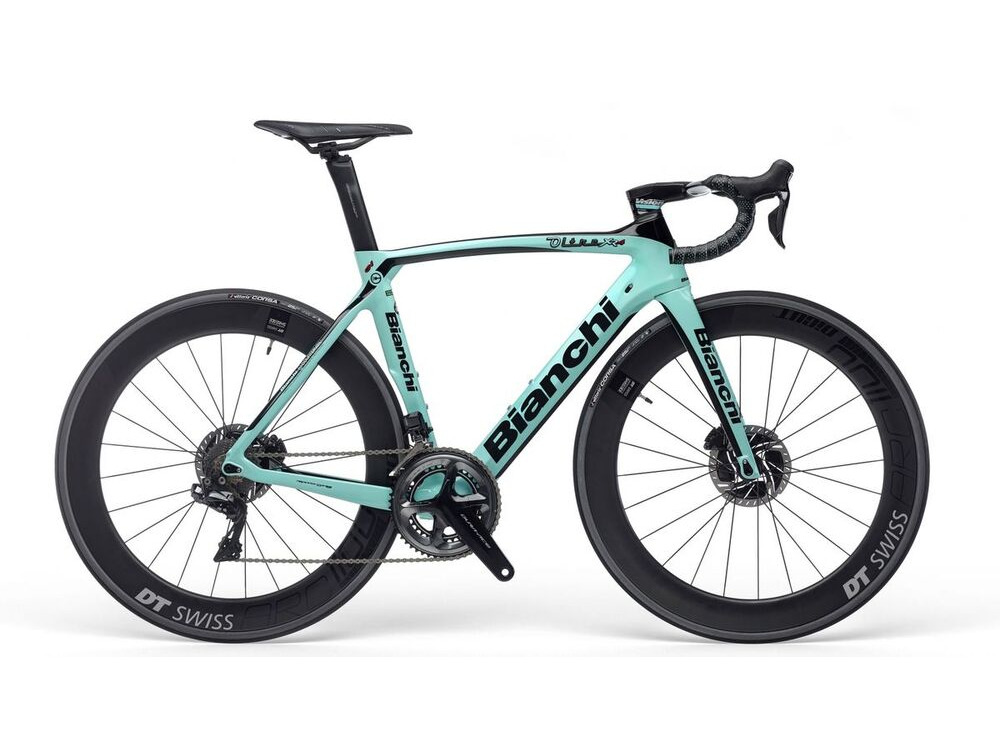 BIANCHI Oltre XR4 Disc Dura Ace click to zoom image
