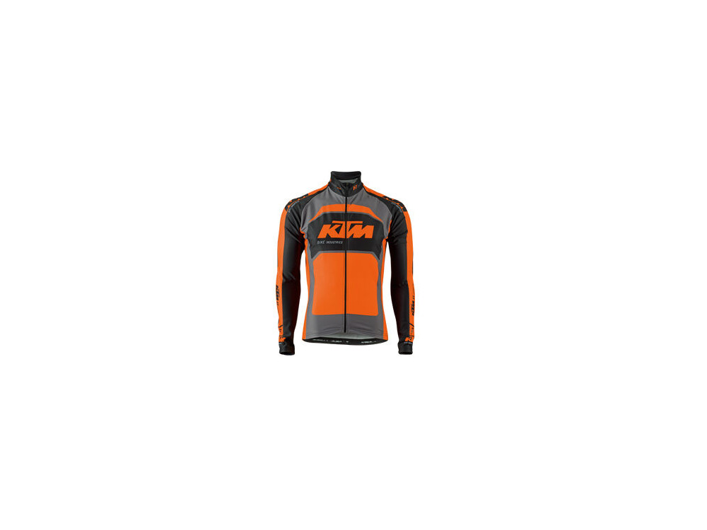 KTM Race Winter Long Sleeve Jacket click to zoom image