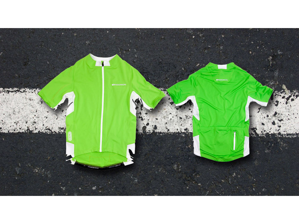 MADISON Sportive Short Sleeve Jersey click to zoom image
