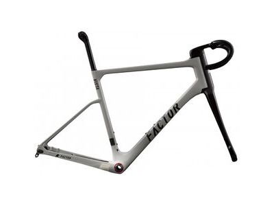 FACTOR ViSTA Gravel Rolling Chassis - 2 colourways #1Stone Gray #2CHP3